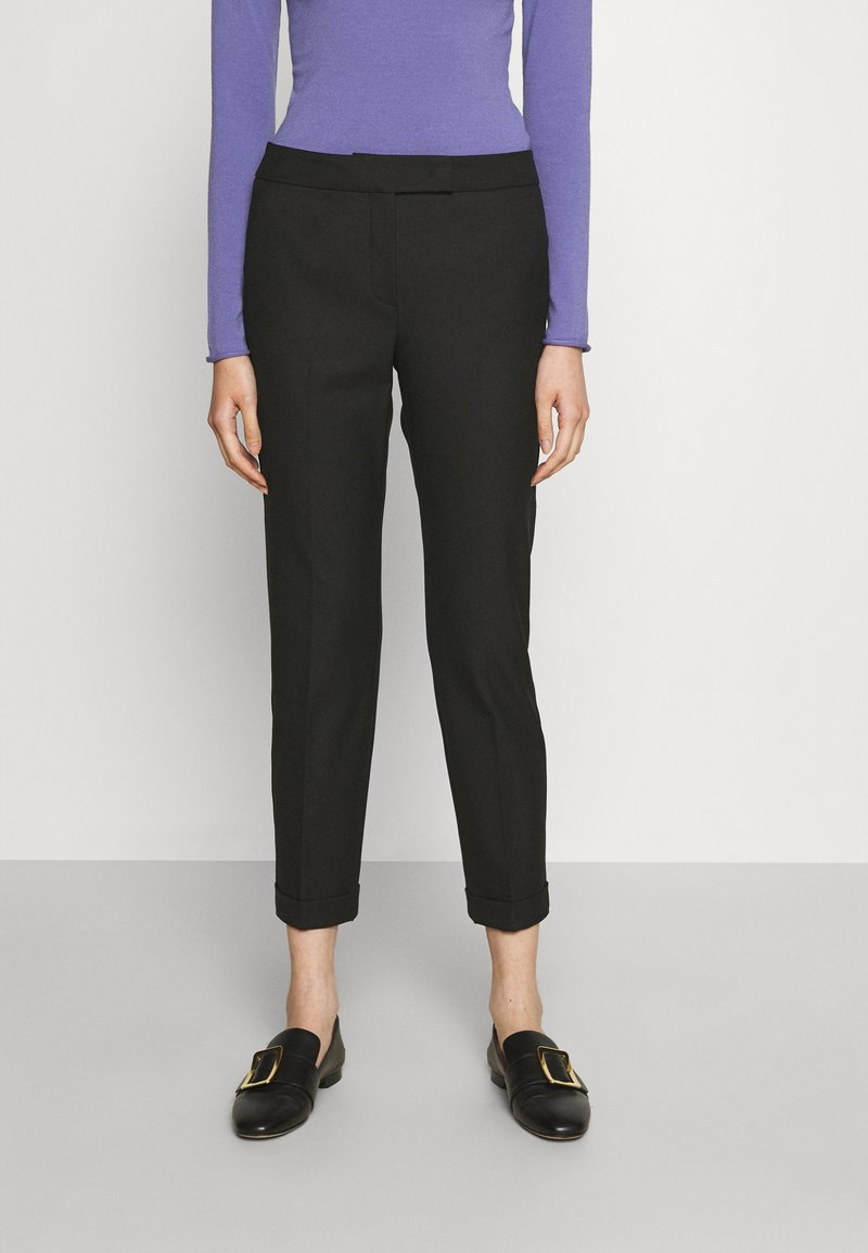 MAX&Co. - MONOPOLI - Trousers - black