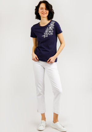 T-shirt imprimé - aura