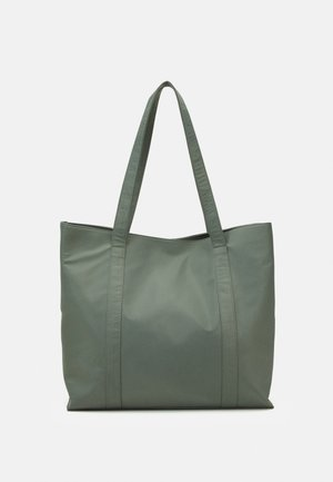 JUNA - Bolso shopping - green