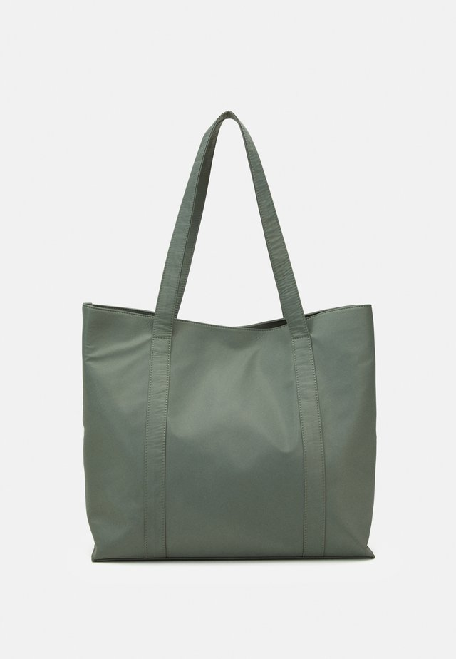 JUNA - Shopping bag - green