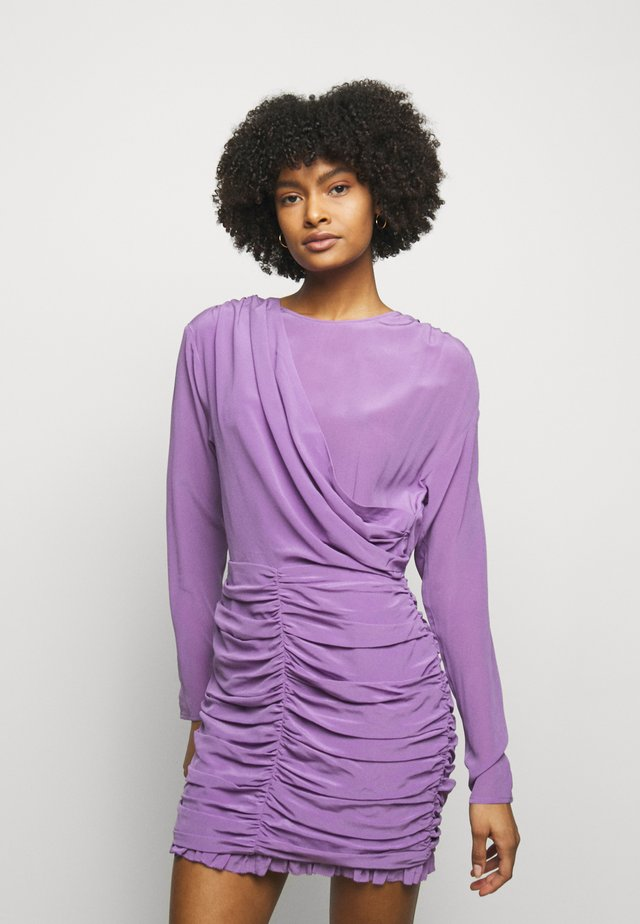 NONIE DRESS - Cocktailkjoler / festkjoler - lavender