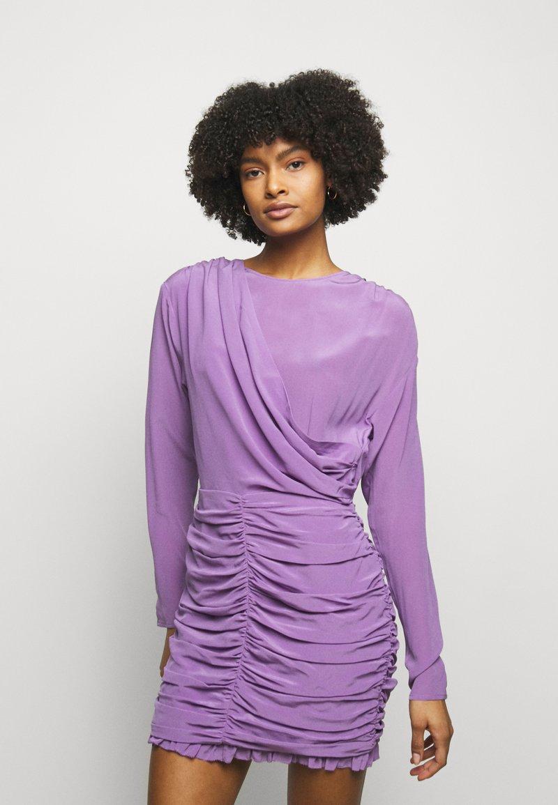 Iro - NONIE DRESS - Koktejlové šaty/ šaty na párty - lavender