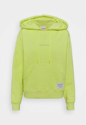 BRANDED WOMENS ESSENTIALS HOODIE - Sweatshirt - green/lightgreen
