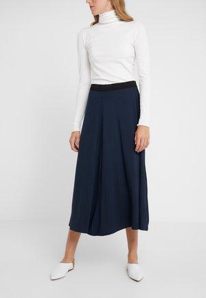 IDINA - A-line skirt - navy blazer