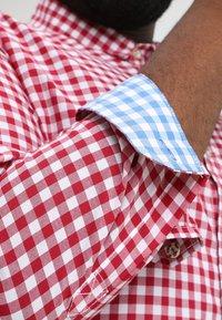 Stockerpoint - RUFUS BIG NEW - Shirt - dunkelrot - 3