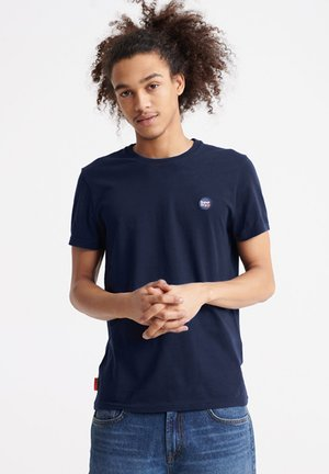 COLLECTIVE - T-shirt - bas - rich navy