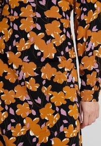 Moss Copenhagen - CELIA TURID DRESS  - Maxi dress - black - 6