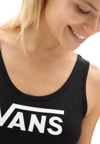 Vans - WM FLYING V BODY SUIT - Top - black - 3