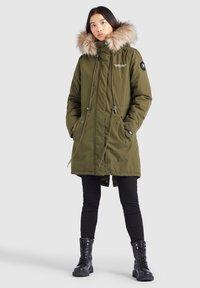 khujo - KENITA4 - Winter coat - oliv - 9