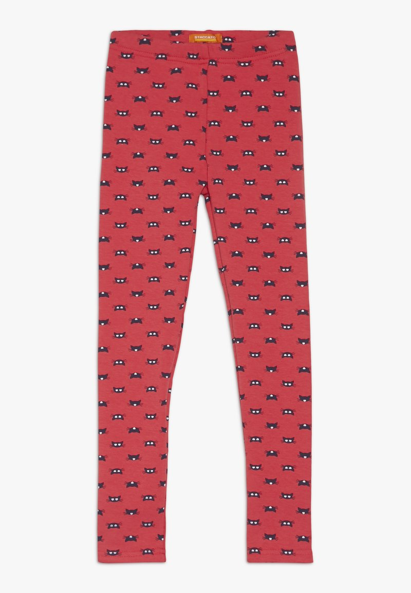 Staccato - THERMO KID - Leggings - neon red