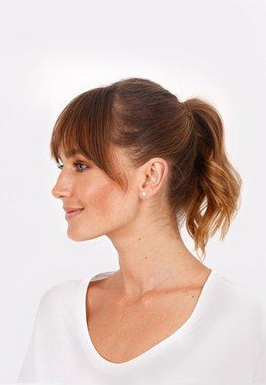 GEO RUND - Earrings - silber