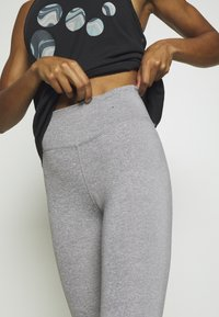 Cotton On Body - ACTIVE CORE TIGHT - Leggings - mid grey marle - 5