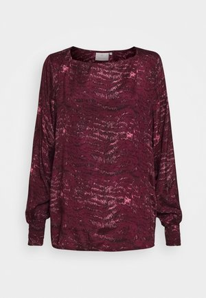SILVA BLOUSE - Blouse - port royale