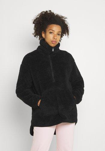 VMFILLY   - Fleece jumper - black