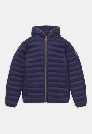IRIS HOODED UNISEX - Winter jacket - navy blue