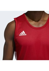 adidas Performance - 3G SPEED REVERSIBLE JERSEY - Top - red - 5