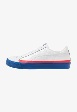 FABRE SEASONAL - Sneakers basse - white