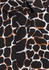 comma - Button-down blouse - black - 2