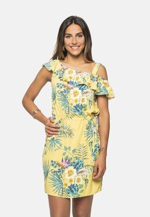 Day dress - giallo