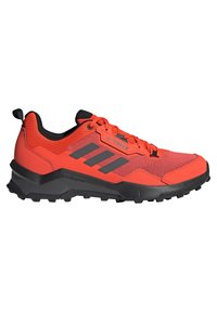 adidas Performance - TERREX AX4 - Hiking shoes - solar red/grey five/core black - 6