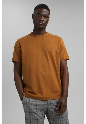 MIT COOLMAX - T-shirt basique - camel