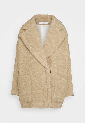 ELONA - Krátký kabát - beige