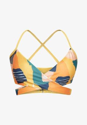 ARPOADOR - Bikini top - gelb