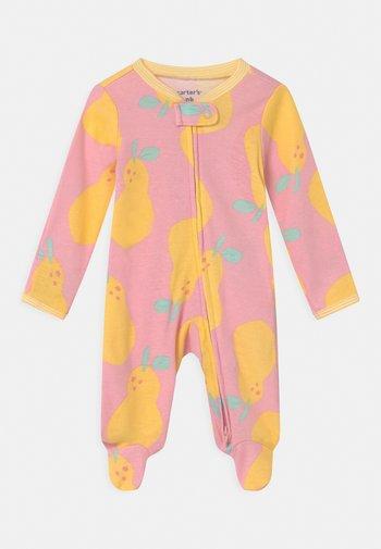 PEAR  - Sleep suit - light pink