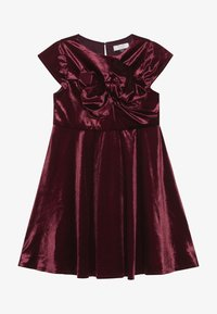 Chi Chi Girls - VICTORIANA DRESS - Cocktail dress / Party dress - burgundy - 2