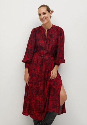 LULU - Maxi dress - rouge