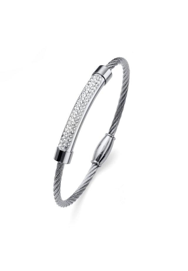 BLINKY STE - Bracelet - weiss