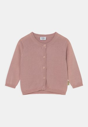 CLAIRE - Cardigan - dusty rose