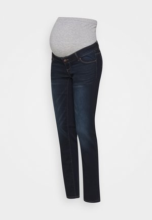 MLPASO HIGH BACK - Straight leg jeans - dark blue