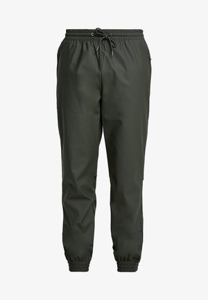 UNISEX TROUSERS - Tracksuit bottoms - green