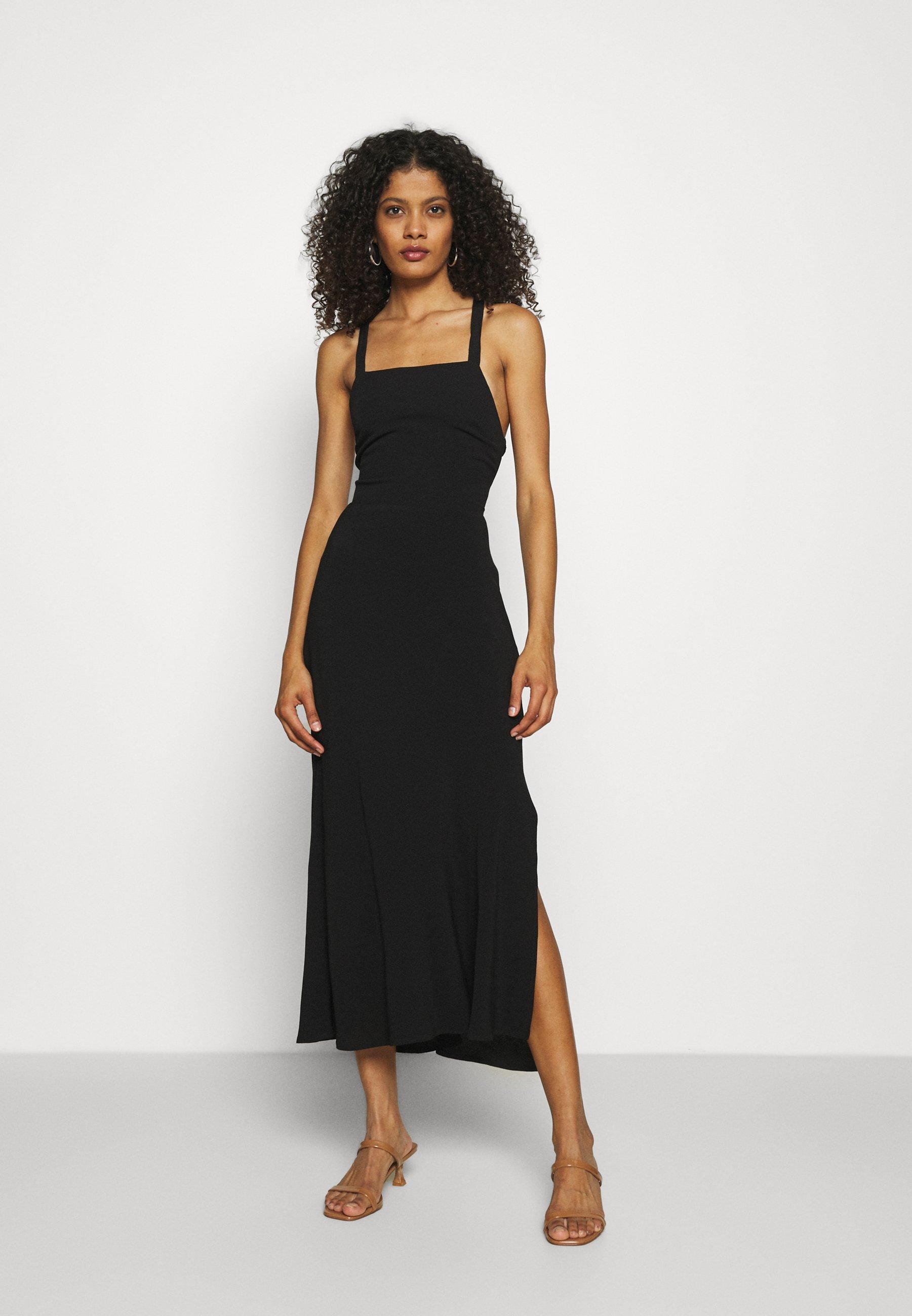 Women BOUQUET LACE BACK SLIP - Day dress
