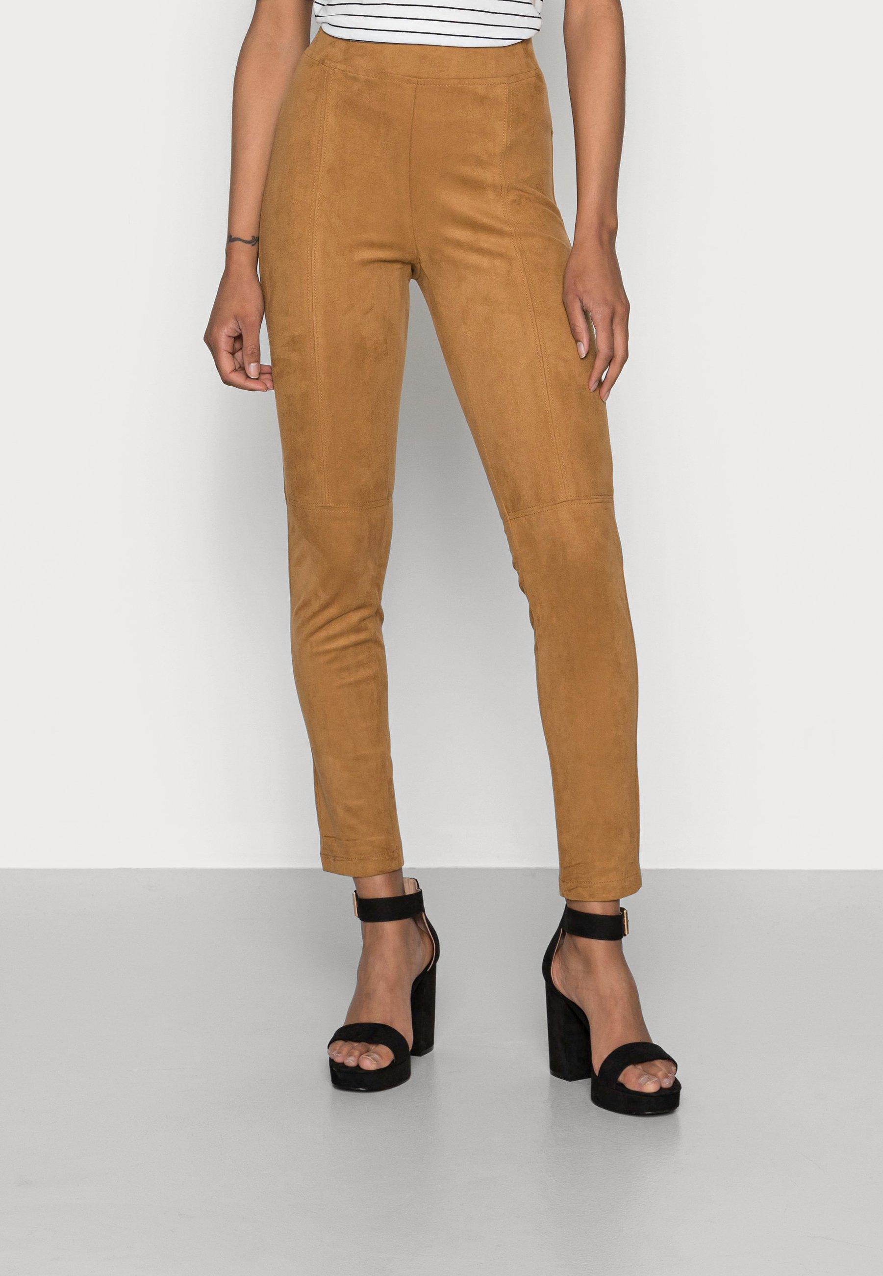 Damen SUEDE  - Leggings - Hosen
