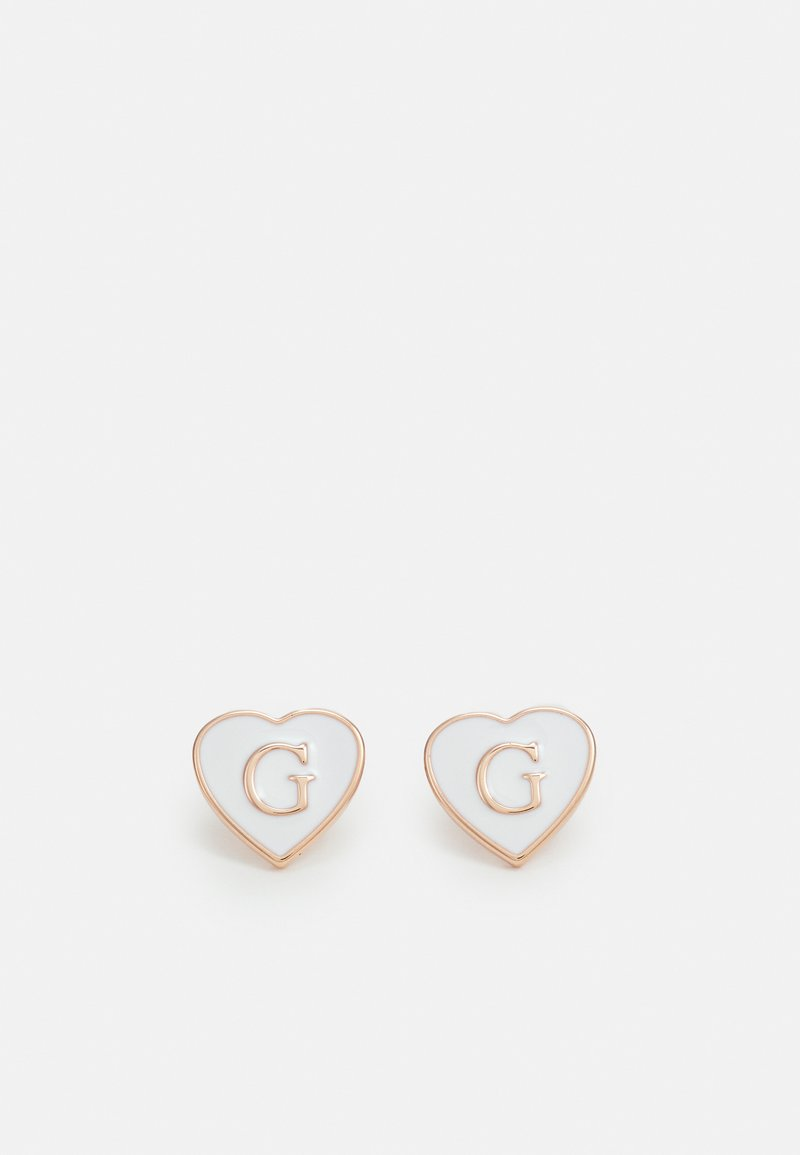 Guess - HOUR - Ohrringe - rose gold-coloured