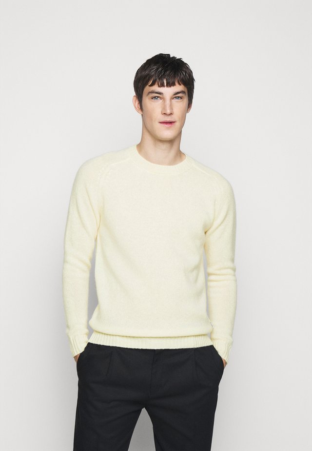 NATHAN  - Pullover - creme