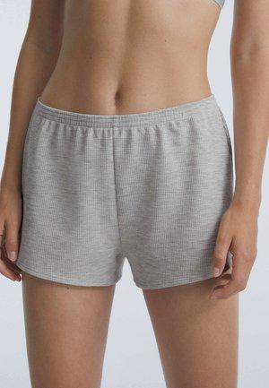 COTTON SHORTS  - Pantaloni del pigiama - grey