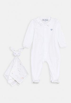 KITDOUDOU SET - Sleep suit - blanc