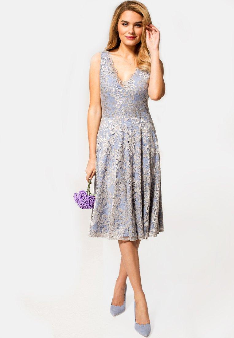 Donna FLORAL  - Vestito elegante