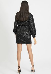 Vila - Cocktail dress / Party dress - black - 2