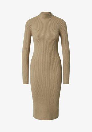 HADA - Shift dress - khaki