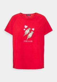 Loungeable - HEART - Pyjamas - red - 1
