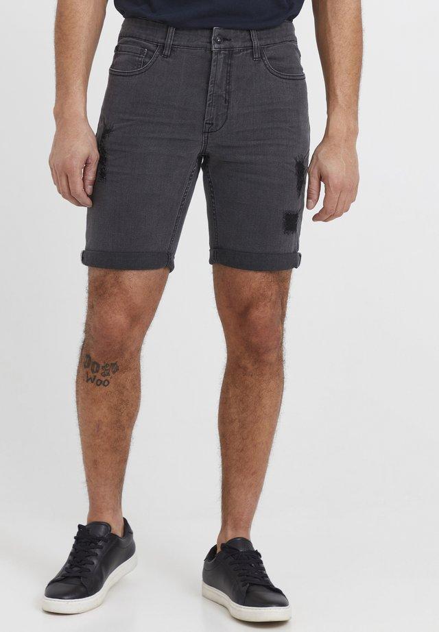 Shorts di jeans - grey denim