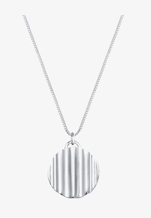 GEO TREND - Necklace - silver-coloured