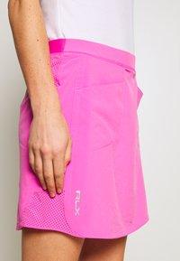 Polo Ralph Lauren Golf - AIM SKORT - Sportovní sukně - resort rose - 5