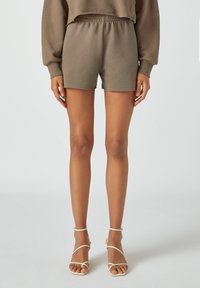 PULL&BEAR - Shorts - brown - 0