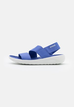 LITERIDE STRETCH  - Slippers - lapis/white