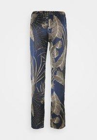 Etam - BODINE PANTALON - Pyjama bottoms - marine - 6